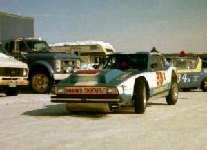 Thunder Bay's Tom Jones was undefeated all year long in his small-block Chevy powered SAAB Sonnet III.