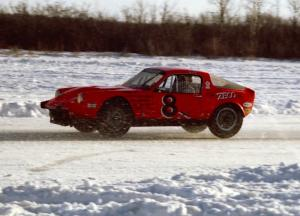 1980 IIRA Ice Race Duluth, MN (Lake Superior)