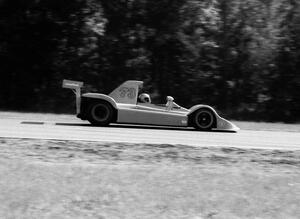 Jerry Dulski ran A Sports Racer in his Lotus 70