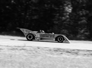 Dan Olberg ran in D Sports Racer in his Ocelot Mk. III