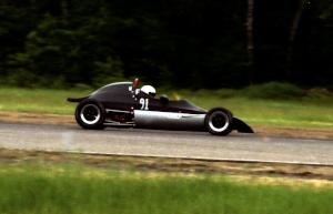 Mike Fowler's Crossle 30F Formula Ford