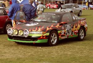 Sans Thompson	/ Erick Hauge Mitsubishi Eclipse at Parc Expose