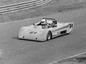 Tom Suggs's Lola T-592S Sports 2000