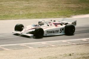 Tom Sneva's March 83C/Cosworth