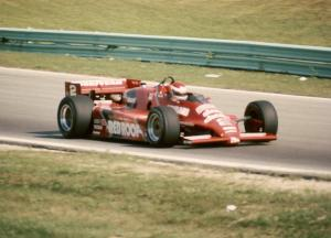 Bobby Rahal's March 83C/Cosworth