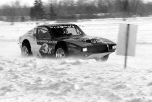 1986 IIRA Ice Races St. Paul, MN (Lake Phalen)