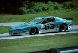 Bill Doyle's Pontiac Trans-Am
