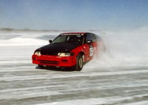 Troy Greenberg / Tim Young Honda CRX