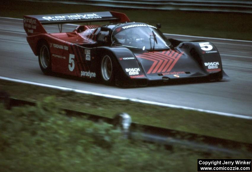 James Weaver Vern Schuppan Porsche 962