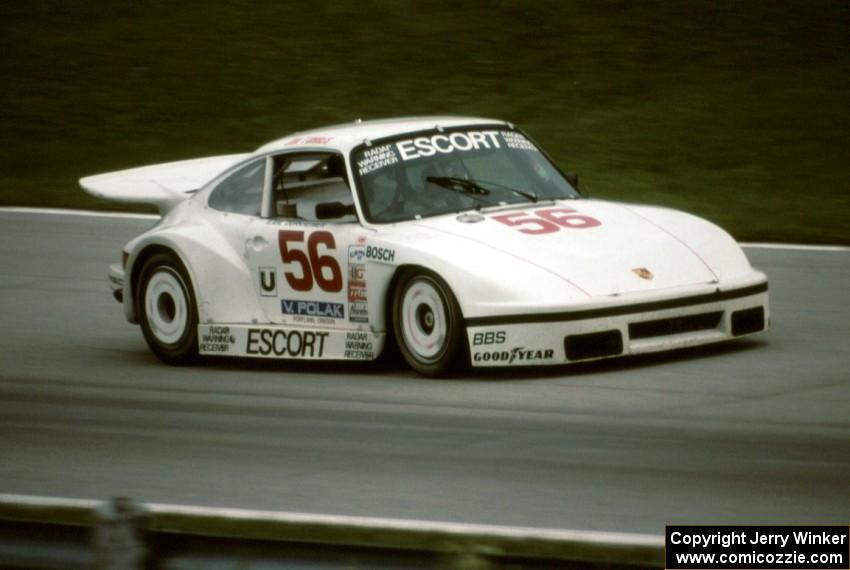 Karl Durkheimer Jim Torres Porsche 911 Gtu