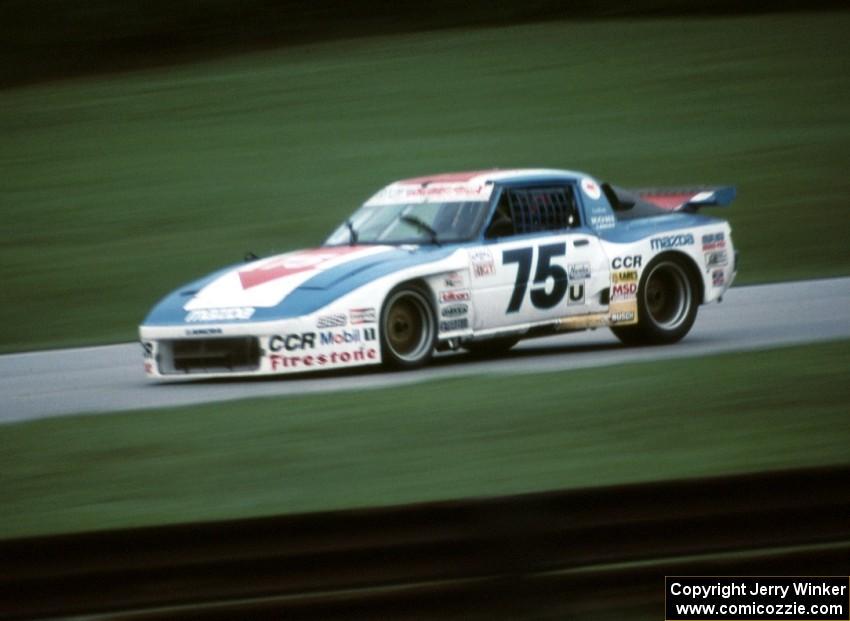 Tommy Kendall Mazda Rx 7 Gtu