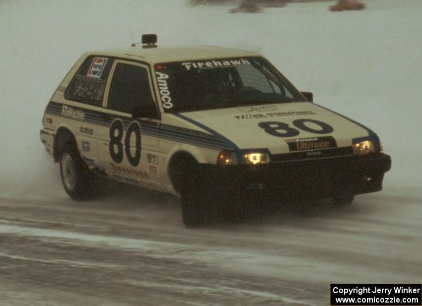 Dave Markquart Jeff Sinden Toyota Fx 16