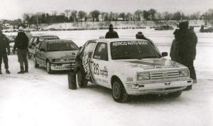 1989 IIRA Ice Races - Mankato, MN (Madison Lake)