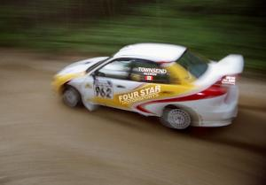 2000 SCCA Maine Forest Pro Rally