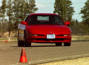 2000 Metropolitan Council of the Twin Cities Autocrosses and SCCA/LOL Solo Events