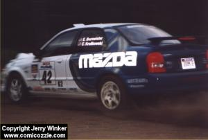 2003 Ojibwe Forests Pro Rally