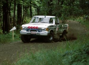 The amazingly fast Bill Holmes / Brian Maxwell Ford F-150.