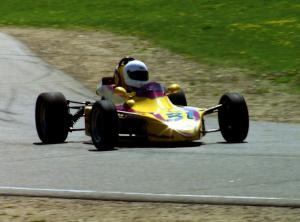 Jeff Thompson's Royale RP24 Club Formula Ford
