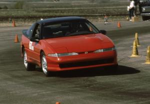 1991 Metropolitan Council of the Twin Cities Autocrosses and SCCA/LOL Solo Events