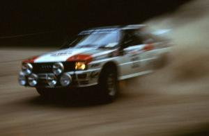 1991 SCCA Ojibwe Forests Pro Rally