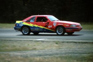 Jeff Moore / Danny Edwards Ford Mustang LX