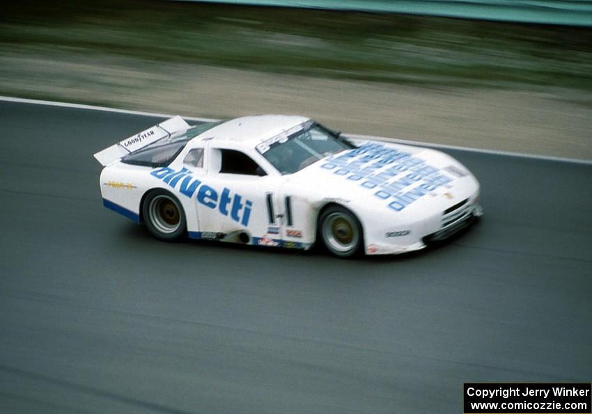 Turbo Car Racing D