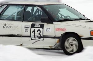 2011 IIRA Ice Racing: Event #3 - Mankato, MN (Madison Lake)