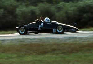 Larry Bray's Citation 84F Formula Ford