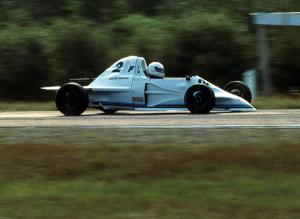 Keith Brown's Swift DB-1 Formula Ford