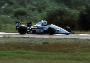 Tom Suggs' Reynard 90-H Formula Atlantic