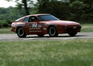 Jim Bryant's ITS Porsche 944