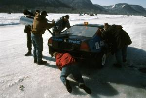 1997 IIRA Ice Racing: Event #3 - Winona, MN (Lake Winona 6 Hr.)