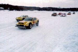 1997 IIRA Ice Racing: Event #4 - Altoona, WI (Lake Altoona)