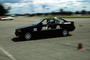 Russ Wiles'(?) G Stock BMW 318i