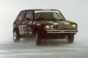 Bill Jaap / Rob Edwards VW Rabbit