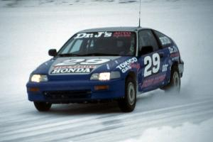 1991 IIRA Ice Races - LaCrosse, WI (Lake Neshonoc)