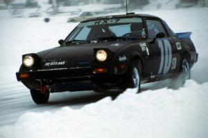 Mark Sanders / Dave Souther Mazda RX-7