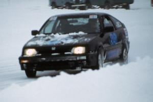 Paul Burgess / Andy Burgess Honda CRX Si