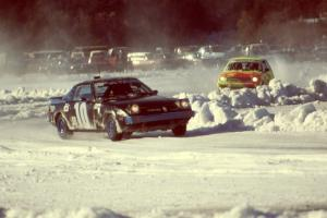 1991 IIRA Ice Races - Eau Claire, WI (Lake Altoona)