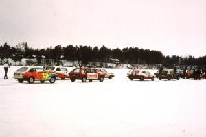 1992 IIRA Ice Races - Chippewa Falls, WI (Lake Wissota)