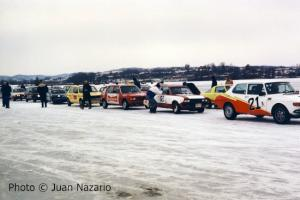 1992 IIRA Ice Races - LaCrosse, WI (Lake Neshonoc)