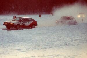 1996 IIRA Ice Races - Winona, MN (Lake Winona)