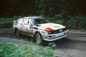 1992 SCCA Ojibwe Forests Pro Rally