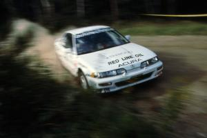 1993 SCCA Ojibwe Forests Pro Rally