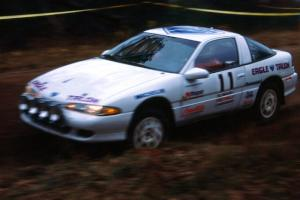 1992 SCCA Press On Regardless Pro Rally