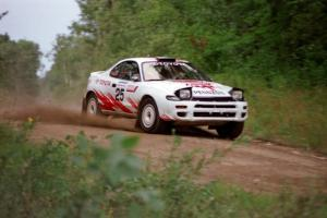 1995 SCCA Ojibwe Forests Pro Rally