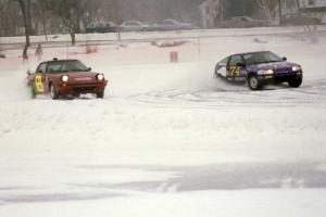 Cory Coulson / Troy Greenberg Honda CRX Si and Jerry Winker / Paul Richardson Mazda RX-7