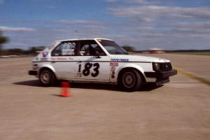 1995 Metropolitan Council of the Twin Cities Autocrosses and SCCA/LOL Solo Events