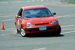 Paul Richardson's D Stock Dodge Neon ACR