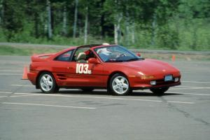 Arvid Jedlicka's A Stock Toyota MR2 Turbo
